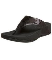 รองเท้า FitFlop - Electra สี blackไซส์ US 5 / EU 36 (พร้อมส่ง)