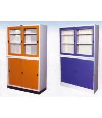 เฟอร์นิเจอร์เหล็ก ตู้เหล็กเก็บเอกสารบานเลื่อน ขนาด 3-5ฟุต (สินค้าจัดรายการ ราคาพิเศษค่ะ)