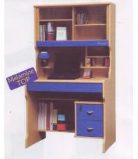 Windsurf  โต๊ะเขียนหนังสือพร้อมตู้เก็บและโคมไฟในตัว