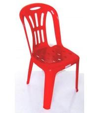 เก้าอี้พลาสติกเกรด A ขามีรองลูกยางกันลื่นค่ะ