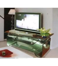Prado  ตู้วางทีวีกระจก ขนาด 1.15 เมตร