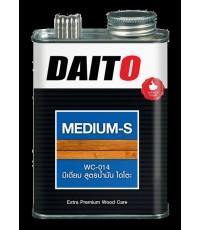 WC-014  มีเดี่ยม สูตรน้ำมัน ไดโตะ nbsp;DAITO Medium-S
