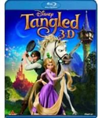 Blu-Ray Tangled 3D 3D
