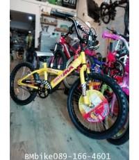 จักรยาน BMX LA MX20  ขนาดล้อ20นิ้ว