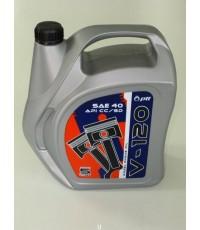 PTT V-120 Diesel SAE 40 5L.