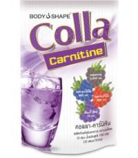 Body Shape Colla Carnitin (10ซอง)