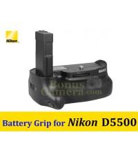 แบตเตอรี่ กริ๊ป Nikon D5500 Battery Grip MK-D5500