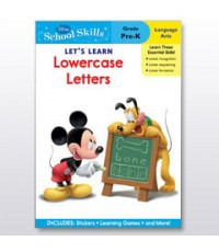 Let\'s Learn Lowercase Letters