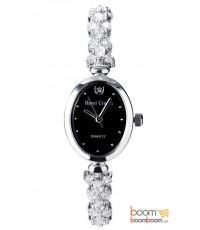 นาฬิกาข้อมือ Royal Crown 2506  B16-BLK
