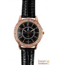 นาฬิกา Paris Polo Club รุ่น 3PP-924F-BLACK