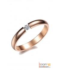 Wedding Ring รุ่น 373-PinkGold