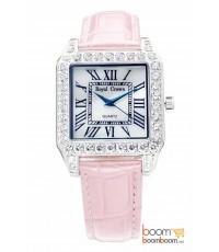 นาฬิกา Royal Crown รุ่น 6104 สีชมพู