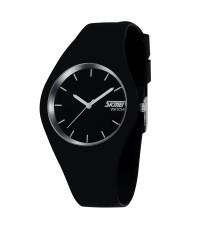 นาฬิกาข้อมือยี่ห้อ SKMEI รุ่น 9068-Black Silver