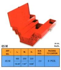 กล่องใส่เครื่องมือช่าง MITSANA 05 M