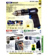 เครื่องมือช่างหมวด AIR TOOLS - DRILLS หน้า 199