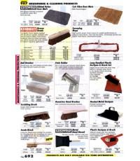 เครื่องมือช่างหมวด BRUSHWARE and CLEANING PRODUCTS หน้า 691