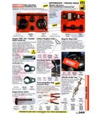 เครื่องมือช่างหมวด AUTOMOTIVE - SPECIAL TOOLS หน้า 349