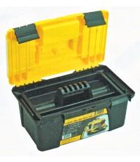 กล่องใส่เครื่องมือช่างพลาสติก 2 ชั้น 16นิ้ว ATZ201IN