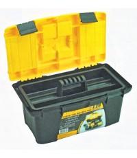 กล่องใส่เครื่องมือช่างพลาสติกจัมโบ้ 2 ชั้น 19นิ้ว ATZ20IN