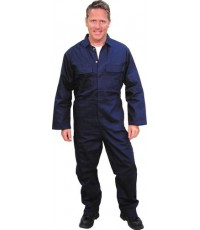 Boiler Suits Navy Cotton Drill Size 40Inch/41Inch