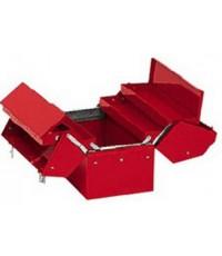 กล่องใส่เครื่องมือช่าง 18นิ้ว สีแดง Blue-Point