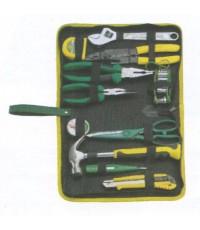 ชุดเครื่องมือช่างสำหรับใช้ในบ้าน 23ชิ้น 007098