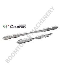 ดอกไขควงลม 2หัวคุมแรงบิด CHAMPION 009252
