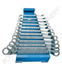 ชุดประแจแหวน 12ตัว UNIOR 009750