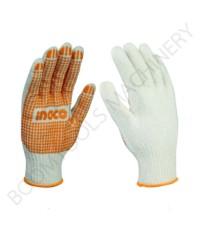 ถุงมือถักไซส์ XL INGCO 010298