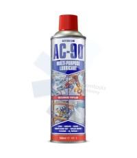 Action Can.AC-90 Multi-Purpose Lubricant, CO2 Propellant Aerosol - 500ml