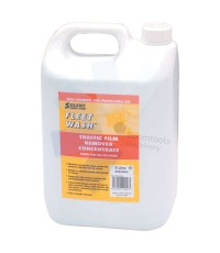 Solent Cleaning.SFW-5000 FLEET WASH TRAFFIC FILM REMOVER 5LTR