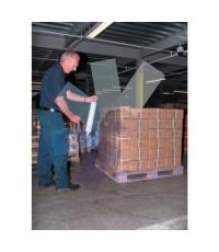 Avon.Stretch Wrap Roll - 500mm x 200M - 35 Micron - Standard Core Clear