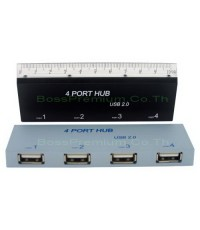 premium usb hub premium พร้อมโลโก้ บริษัทคุณ 08-5100-0088 BossPremium.co.th Product Category:USB HU