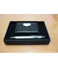 premium pen SET NP 19 ชุดปากกาเหล็ก metal pen name card ตลับนามบัตร premium 08-5100-0099 08-5100-008