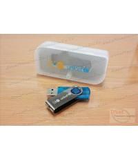 Unicef ไว้วางใจจาก Boss Premium มอบหมายให้ทำ ชุด Flash drive 4 GB สำหรับ VIP  พวกเราชาว บอส พรีเมียม