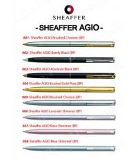 แค็ตตาล็อค ปากกาเชฟเฟอร์ Sheaffer AGIO