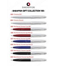 แค็ตตาล็อค ปากกาเชฟเฟอร์ Sheaffer Gift Collection 100