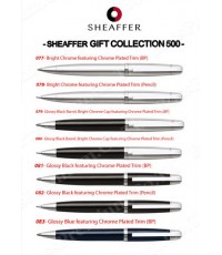 แค็ตตาล็อค ปากกาเชฟเฟอร์ Sheaffer Gift Collection 500
