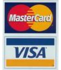 ยินดีรับชำระค่าสินค้า ผ่านบัตรเครดิต VISA , MASTER CARD