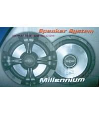 ลำโพง PERFORMANCE รุ่นใหม่ล่าสุด  MI Series  สุดยอดเสียงดนตรีมีสไตล์ในรูปโฉมใหม่ ดีไซน์ MILLANIUM