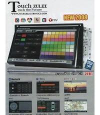 ปรับลดราคากระหน่ำzulex 333 ใหม่7นิ้วระบบสัมผัสbluetooth/sd cardรับ ทีวี ชัดเจนแถมฟรีเสาทีวีดิจิตอล