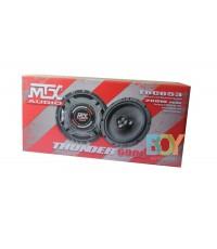 MTX T6C653 THUNDER 6000 series ลำโพงแกนร่วมกรวยเคฟล่า กำลังขับสูงสุด 240 วัตต์ คุณภาพเกรด A แบรนด์ดั