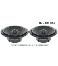 Hertz ECX 165.5 สุดยอดลำโพงอิตาลี เสียงมีละเอียดคมชัด ไม่กินวัตต์ แม่เหล็กเหลวนีโอไดเมียม ทวีตเตอร์โ