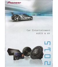 catalogue pioneer 2015 car entertainment system by boyautosound