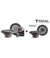 set upgrade ลำโพงแยกชิิ้น focal 165as+แกนร่วมfocal 165 acพร้อมตั้งราคาพิเศษสุดๆ