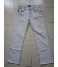 กางเกงยีนส์ Armani Jeans (made in …..)รอบเอว33นิ้วXขายาว40นิ้วxเป้า9นิ้ว