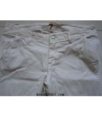 กางเกงยีนส์ 7 FOR ALL MANKIND Jeans (made in U.S.A)รอบเอว32นิ้วXขายาว43นิ้วxเป้า8นิ้ว