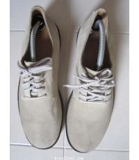 รองเท้า J.CREW (made in Italy)พื้นรองเท้ายาว12นิ้ว, ช่องในรองเท้ายาว11นิ้ว,ฝ่าเท้ากว้าง4นิ้ว