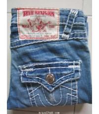 กางเกงยีนส์ True Religion Jeans Billy Big T (made in China.)รอบเอว30นิ้วXขายาว37นิ้วxเป้า7นิ้ว