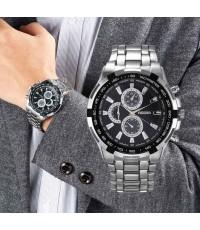 นาฬิกาข้อมูลผู้ชายRosra พร้อมกล่องส่งฟรี EMS